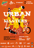 Urban masters noiembrie