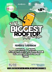 The Biggest Rooftop Party in Town